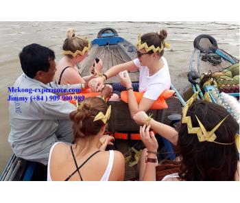 Best Tour in Mekong - Eco Tours - CAI RANG FLOATING MARKET TOUR - Mekong Tours