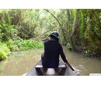 Mekong Ecotours - XEO QUYT BASE - Mekong Cruises - Mekong River Cruise