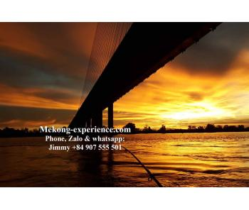 Mekong River - Mekong Tours - An Giang - Eco Tour - Chau Doc - Tra Su Forest